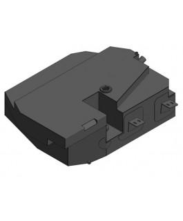 Brown Davis 175 Litre Replacement Long Range Fuel Tank Suitable For Toyota Landcruiser 100 Series IFS