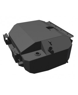 Brown Davis 185 Litre Replacement Long Range Fuel Tank Suitable For Toyota Landcruiser 79 Series Dual Cab 2012 on