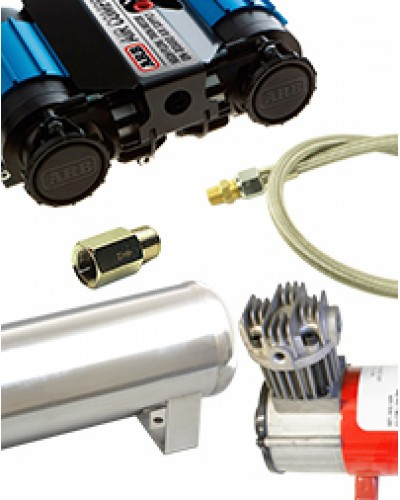 Air Compressors/Tanks and Accessories