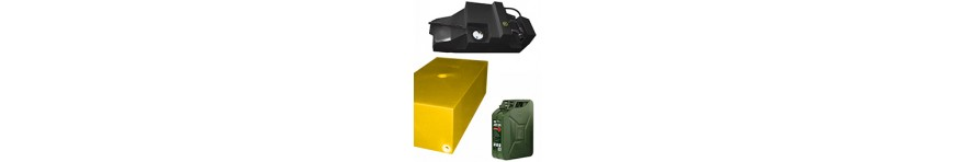 Fuel Tanks and Storage