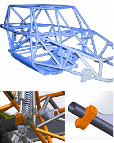 IBEX Chassis & Parts | Superior Engineering