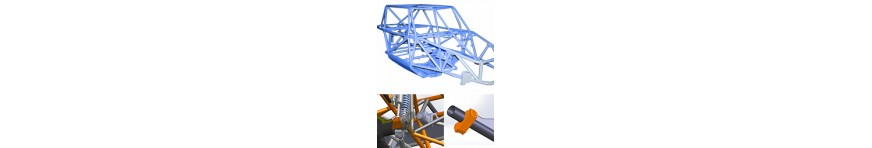 IBEX Chassis & Parts