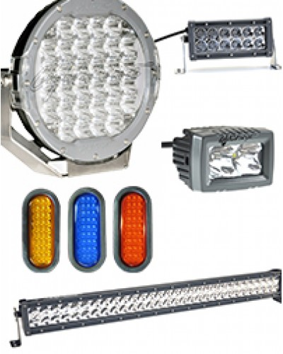 Spot Lights and Light Bars