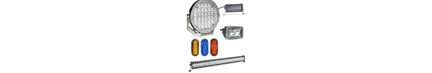 Spot Lights and Light Bars