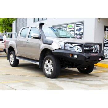 MCC 4x4 Rocker Bar (with Hoops) Suitable For Isuzu Dmax 2017 on