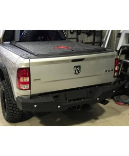 Rhino 4x4 Evolution 3D Rear Bar Suitable For Dodge Ram 2500 2014 on