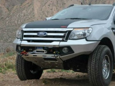 Rhino 4x4 Evolution 3D Winch Bar Suitable For Ford Ranger 2012-15
