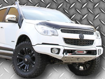 Rhino 4x4 Evolution 3D Winch Bar Suitable For Holden Colorado 2012-2016