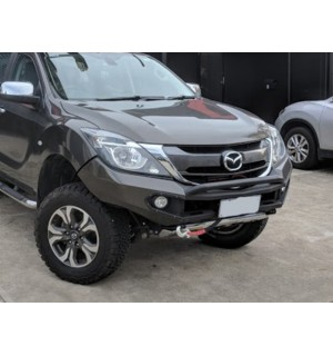Rhino 4x4 Evolution 3D Winch Bar Suitable For Mazda BT-50 2011 on
