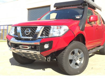Rhino 4x4 Evolution 3D Winch Bar Suitable For Nissan Navara D40 (Thai Built)