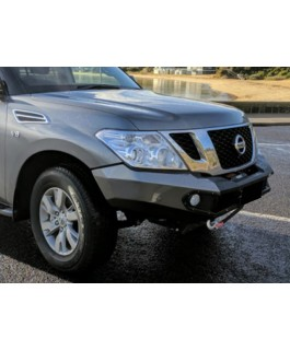 Rhino 4x4 Evolution 3D Winch Bar Suitable For Nissan Patrol Y62
