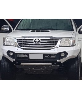 Rhino 4x4 Evolution 3D Winch Bar Suitable For Toyota Hilux Vigo 2012-15