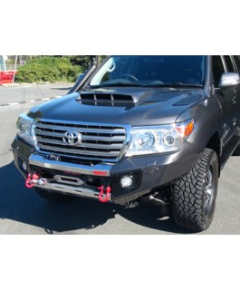 Rhino 4x4 Evolution 3D Winch Bar Suitable For Toyota Landcruiser 200 Series 2008-15 (Each)