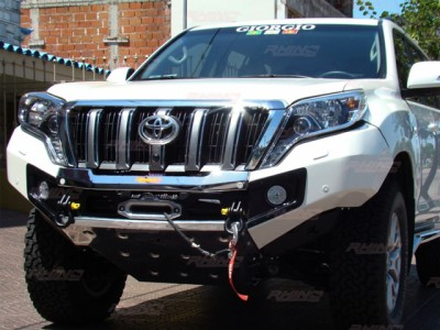 Rhino 4x4 Evolution 3D Winch Bar Suitable For Toyota Prado 150 Series 2013 on