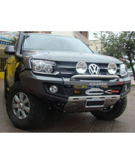 Rhino 4x4 Evolution 3D Winch Bar Suitable For Volkswagen Amarok 2011-17