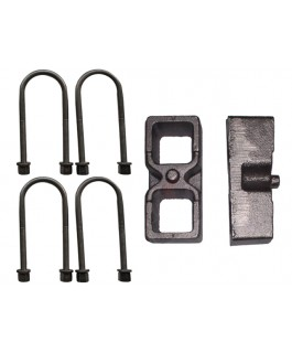 Lift Blocks 4 Inch Lift Suitable For Navara D40(Pair)