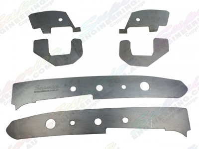Superior Chassis Brace/Repair Plate Suitable For Holden Colorado/Isuzu Dmax up to 2016 Dual Cab Only