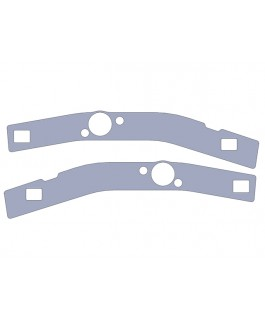 Superior Chassis Brace/Repair Plate Suitable For Toyota Landcruiser 79 Series (Kit)