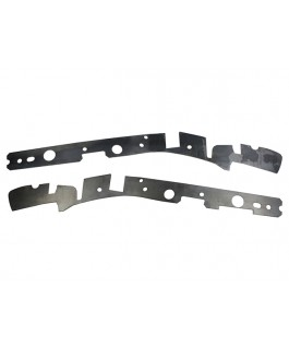 Superior Chassis Brace/Repair Plate Suitable For Nissan Navara NP300 Dual Cab Only (Kit)