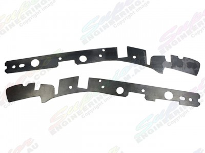 Superior Chassis Brace/Repair Plate Suitable For Nissan Navara NP300 Dual Cab Only