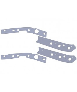 Superior Chassis Brace/Repair Plate Suitable For Ford Ranger PX2/Mazda BT-50 Dual Cab Only