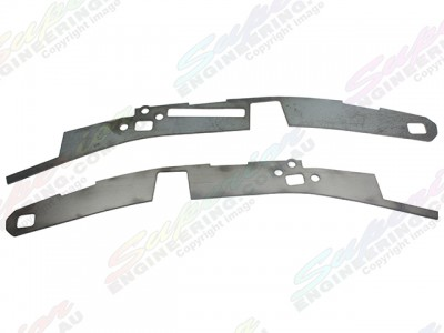 Superior Chassis Brace/Repair Plate Suitable For Toyota Hilux Revo Dual Cab Only