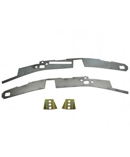 Superior Chassis Brace/Repair Plate Suitable For Toyota Hilux Revo Dual Cab Only (Kit)