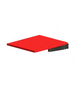 Clearview Easy Slide Clip on tray (RED)