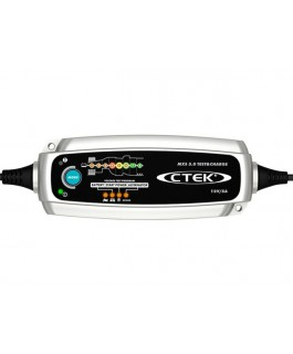 CTEK MXS 5.0 Test and Charge Battery Charger (Each)