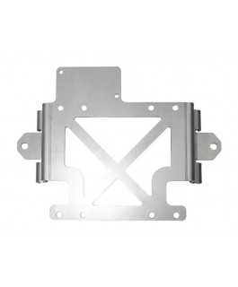 Direction Plus DCDC Battery Charger Bracket Suitable For Toyota Hilux Revo 2015 on (Kit)