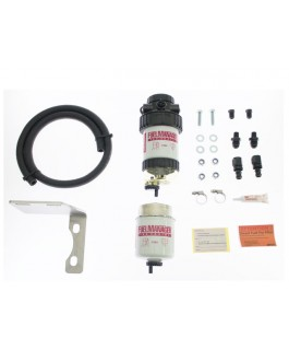 Direction Plus Diesel Pre-filter Kit Suitable For Toyota Landcruiser 70 Series 2007-2013 (Suits single battery only)