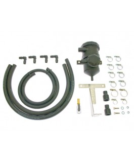 Direction Plus Provent Oil Separator Suitable For Toyota Landcruiser 70 Series