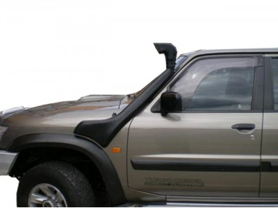 Snorkel Suitable For Nissan Patrol GU Petrol Y61 Series 4