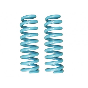 Dobinson Coil Springs 30mm Lift Front up to 40kg Accessories Suitable For Mitsubishi Triton MQ