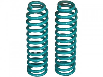 Dobinson Coil Springs Rear 3 Inch Lift Up to 100kg Constant Load Toyota Landcruiser 80/105 Series