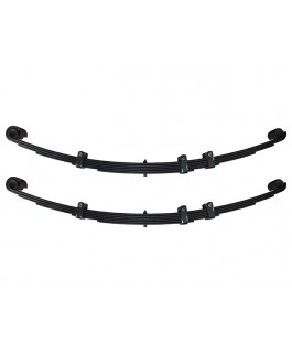 Dobinson Leaf Springs 2 Inch (50mm) Lift Front Bullbar or Winch Suitable For Toyota 4 Runner/Surf/Hilux
