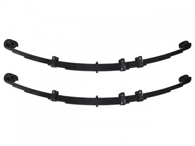 Dobinson Leaf Springs 2 Inch (50mm) Lift Front 40-70kg Accessories Toyota Landcruiser 75 Series
