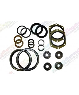 Swivel Hub Rebuild Kit Front Suitable For Nissan Patrol GQ