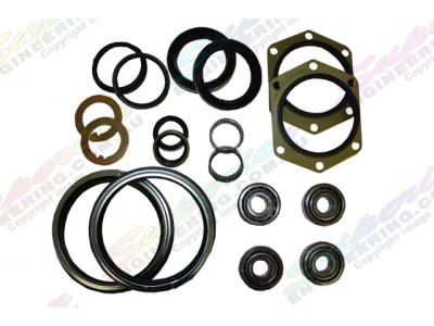 Swivel Hub Rebuild Kit Front Suitable For Nissan Patrol GU