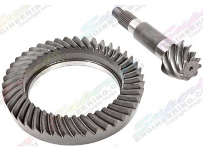 Diff Gears Rear 3.54:1 Genuine H233