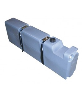 Long Water Tank 65Lt (with Pump and Mounting Kit)