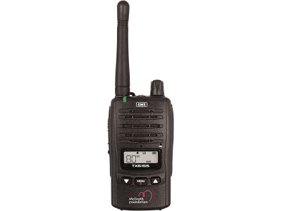 GME TX6155MCG 5 watt IP67 Handheld UHF Radio (Limited-Edition McGrath Foundation)