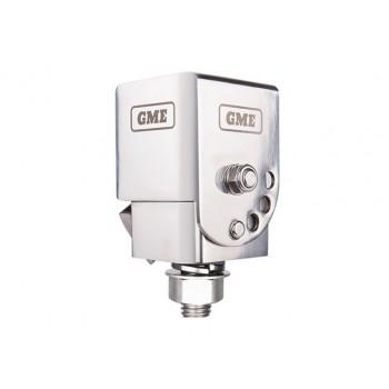GME MB042 Fold-down Antenna Mounting Bracket (Silver)