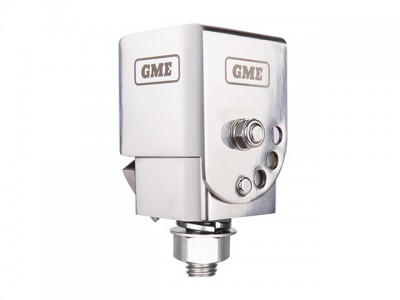GME MB042 Fold-down Antenna Mounting Bracket (Silver)