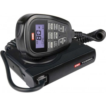 GME TX3350 Compact UHF CB Radio with SoundPath