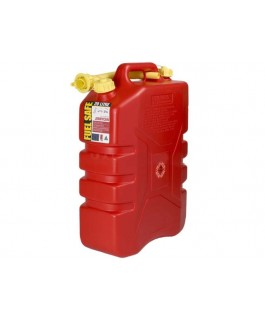 20L Plastic Jerry Can (Red) (Each)