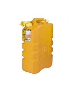 20L Plastic Jerry Can (Diesel) (Each)
