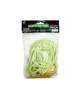 Glow in the Dark Guy Rope - 3.5m x 4mm (Each)