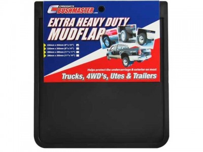 Extra Heavy Duty Mudflaps 225mm x 250mm