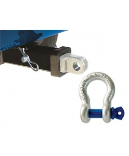 Recovery Hitch Kit (with Shackle)